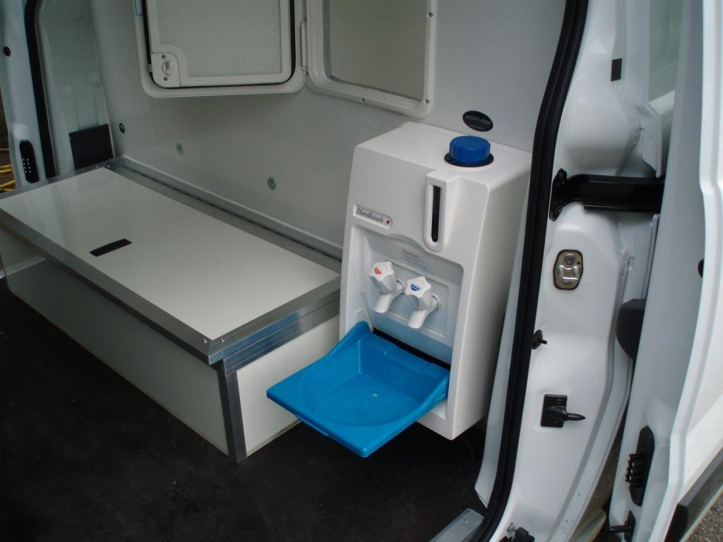 Citroen Dispatch Pet Ambulance