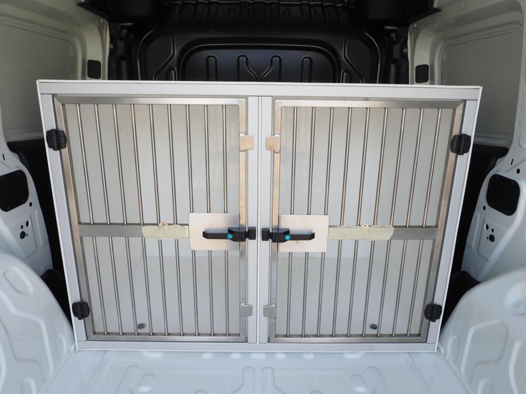 Standard two kennel dog pod